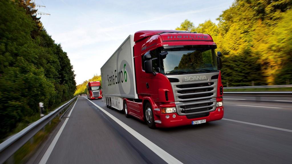 Scania E6 ECO tiuningo paslaugos